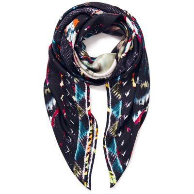 JANE-CARR-The-Rodeo-Square-silk-twill-scarf-Twilight-Loop