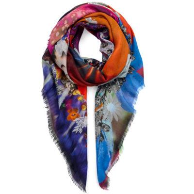 Jane-Carr-Nocturne-Square-cashmere-modal-scarf-loop