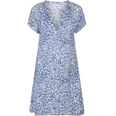 primrose-park-leopard-print-blue-dress-front-loop