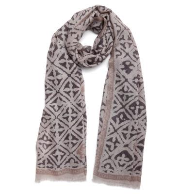 Friendy-hunting-eyes-of-marrakesh-cashmere-scarf-neutrals-loop