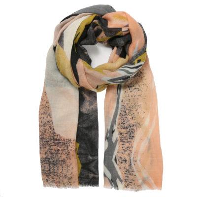 Bella-ballou-multicoloured-wool-scarf-glacier-loop