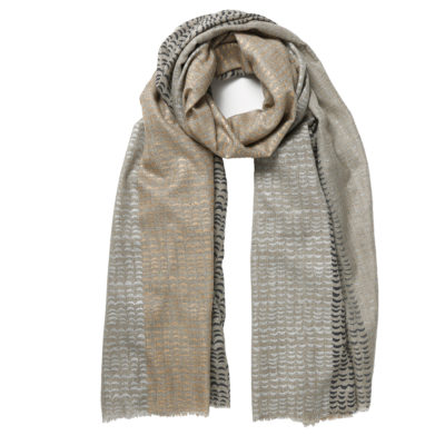 Beshlie-cashmere-beige-and-grey-scarf-moon-loop