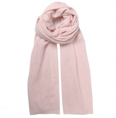 Cleverly-wrapped-classic-cashmere-pink-scarf-loop