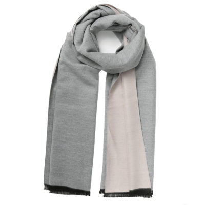 1378dabc2df2 women s pink grey reversible scarf – Commuter Express