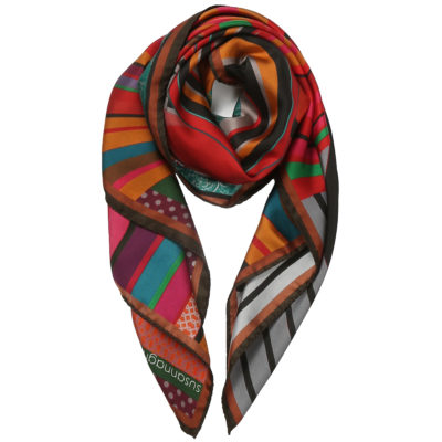 Susannagh-Grogan-multi-coloured-silk-scarf-loop