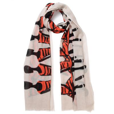 pivoine-orange-parisian-ladies-scarf-loop
