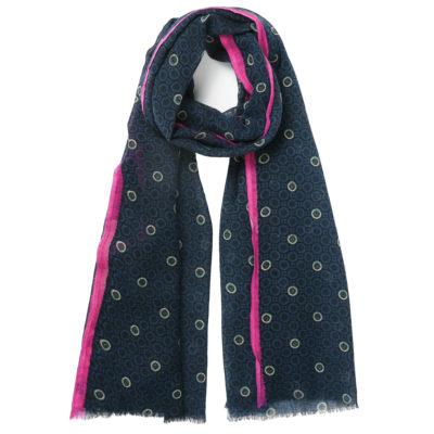 Jo-Edwards-navy-wool-scarf-loop