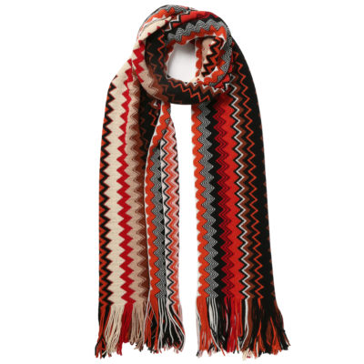 Missoni-classic-orange-scarf-loop