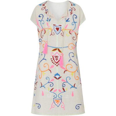 lula-soul-colourful-embroidered-kaftan-front-loop