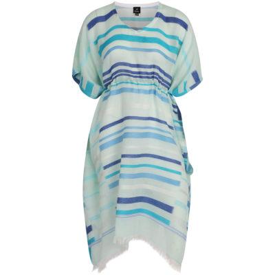 echo-side-tie-kaftan-in-turquoise-and-ivory-front-loop