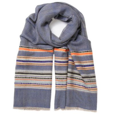 fab-himilaya-blue-wool-scarf-loop