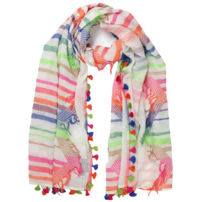 miss-terre-multi-coloured-tasseled-cotton-scarf-loop-Recovered