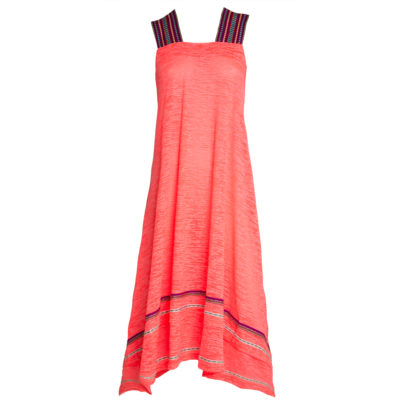 pitusa-hot-pink-st-tropez-dress-front-loop