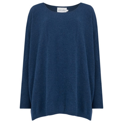 Absolut-cashmere-poncho-blue-front_1