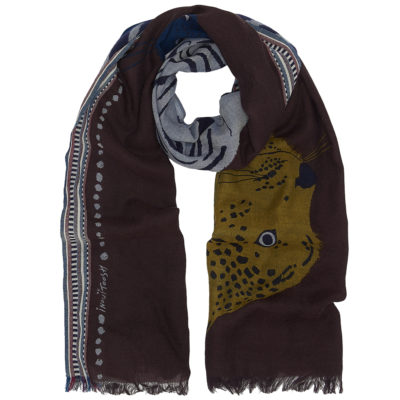 Inouitoosh-burgundy-wool-scarf-leopard-loop