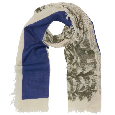 Inouitoosh-nude-wool-scarf-forest-loop