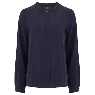 Phillipe-lebac-silk-shirt-navy-front_1