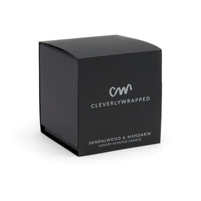 cleverly-wrapped-black-logo-candle-box-sandalwood-and-mandarin