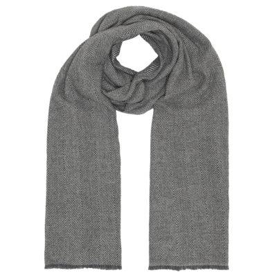cleverly-wrapped-herringbone-wool-scarf-grey-loop