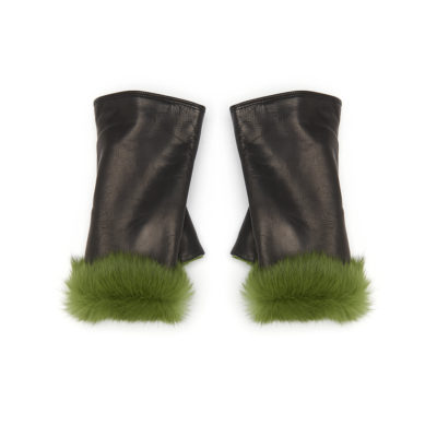 guanti-alex-black-green-leather-fur-fingerless-glove-1
