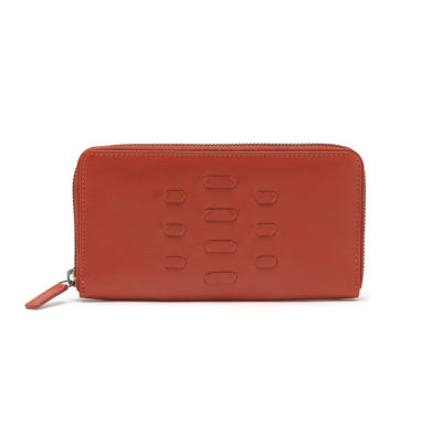 nadia-minkoff-orange-leather-wallet-1