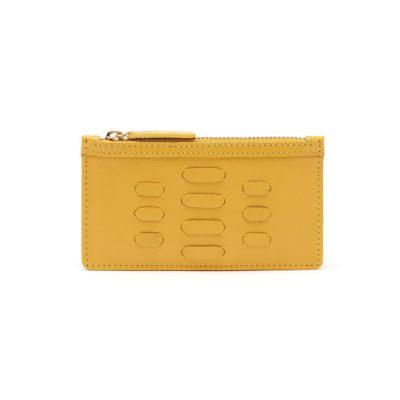 nadia-minkoff-yellow-leather-card-holder-1