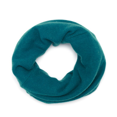 Absolut-cashmere-teal-snood-loop
